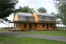 Maison Victor Dubois à Princeville. Photo: Christian Chartier