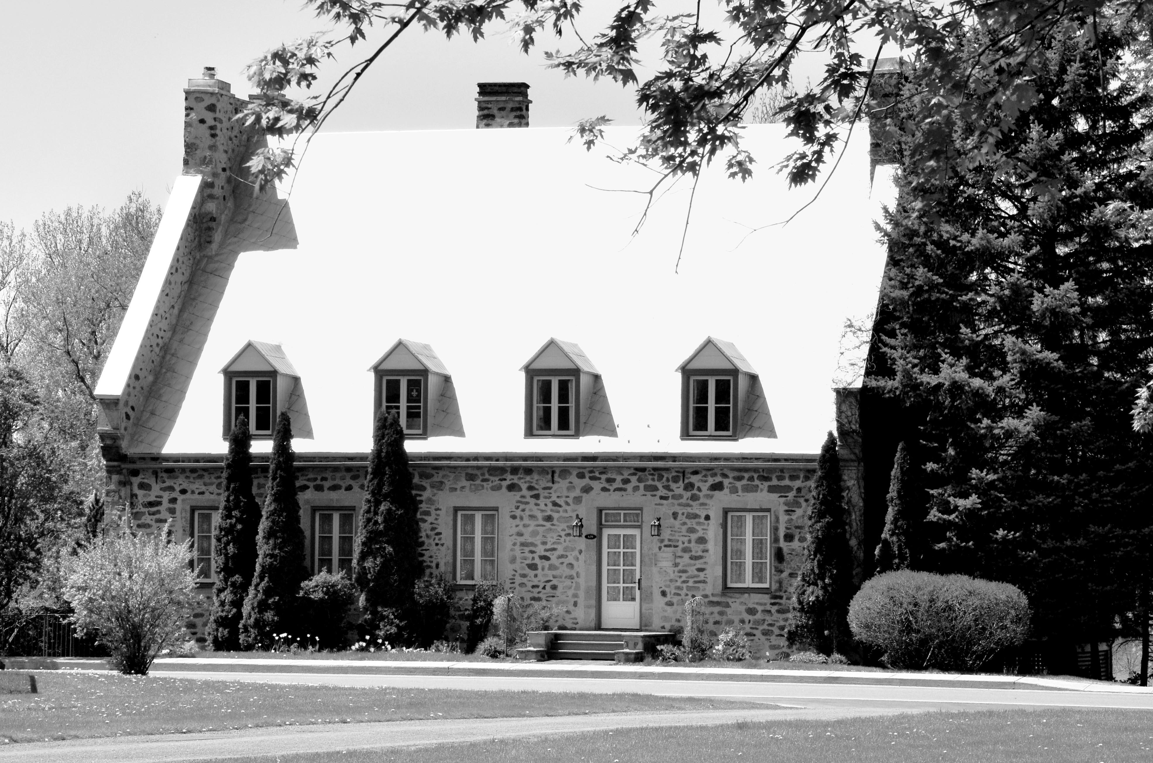 Maison François-Cherrier, 1808-1811. Source : © Luc Charron