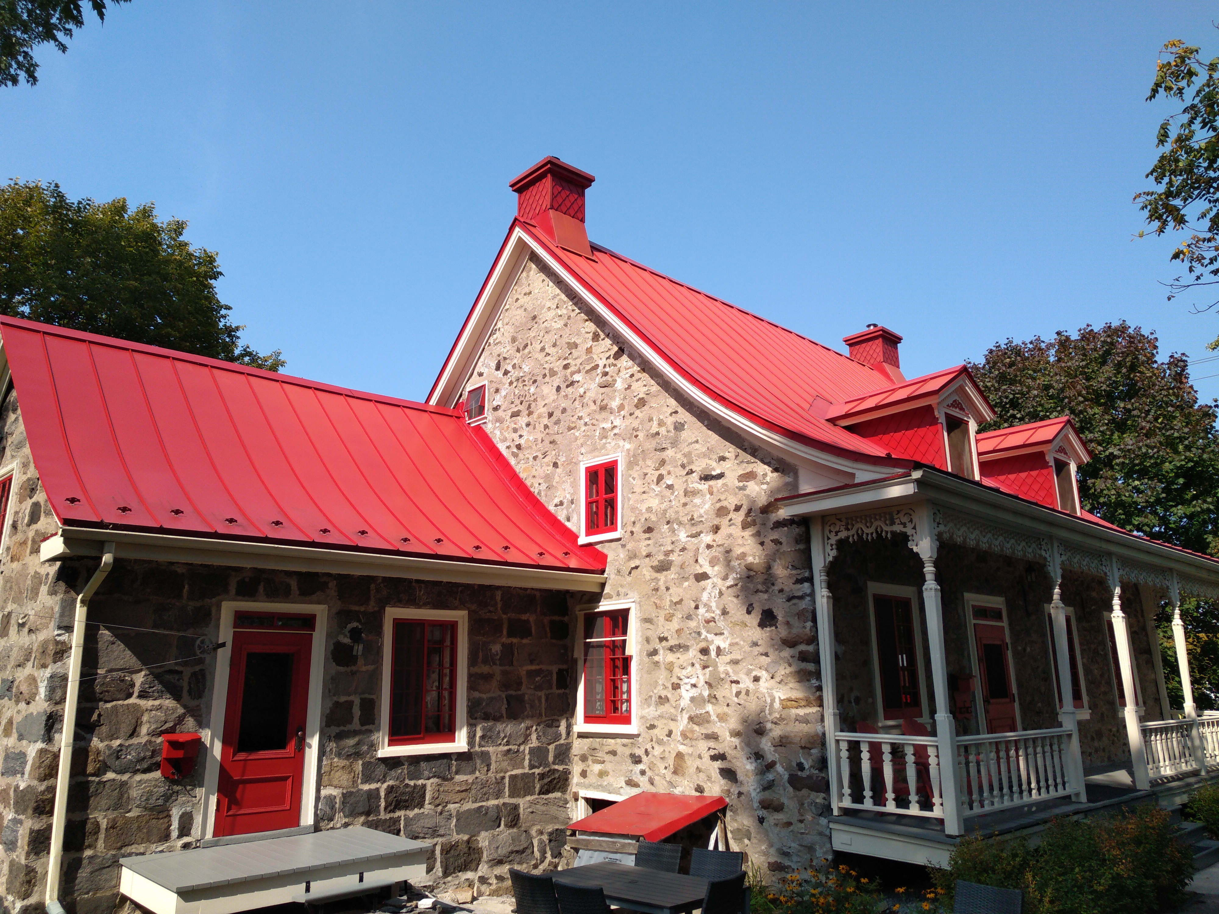 La maison Vincent-Sainte-Marie