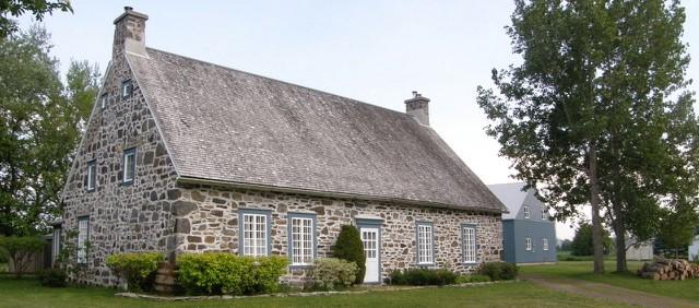 Maison Soulard à Saint-Roch
