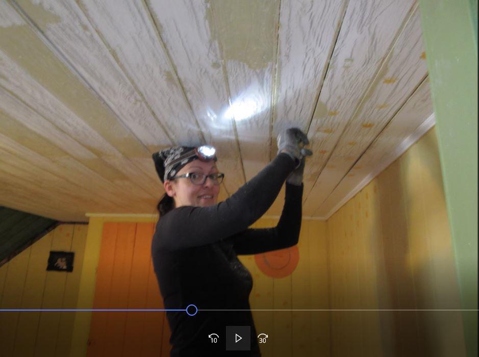 Tara Lynn Hoffmann au travail