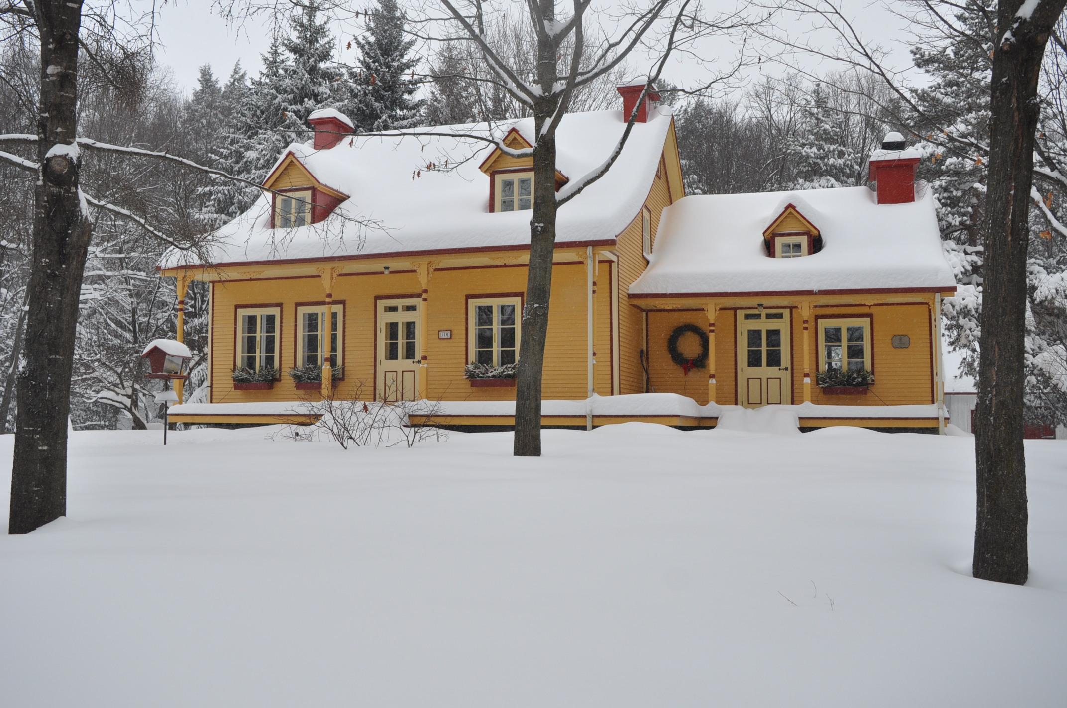 Maison de Saint-Roch-de-l'Achigan