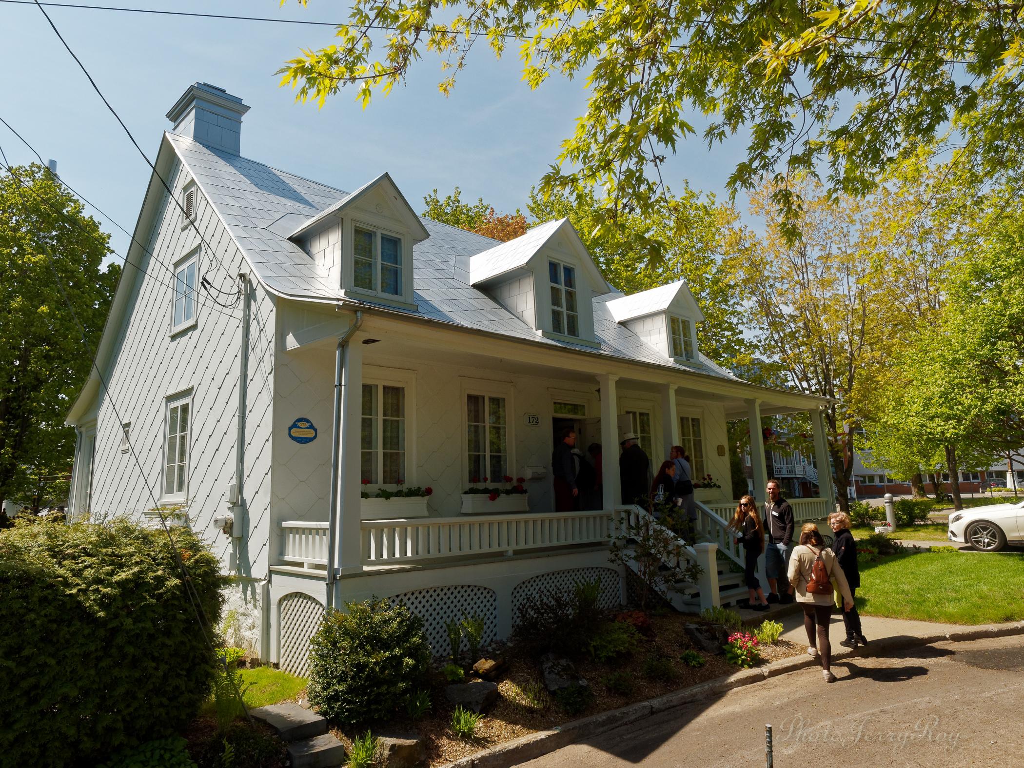 La maison Albert-Bender. Crédit photo : Jerry Roy