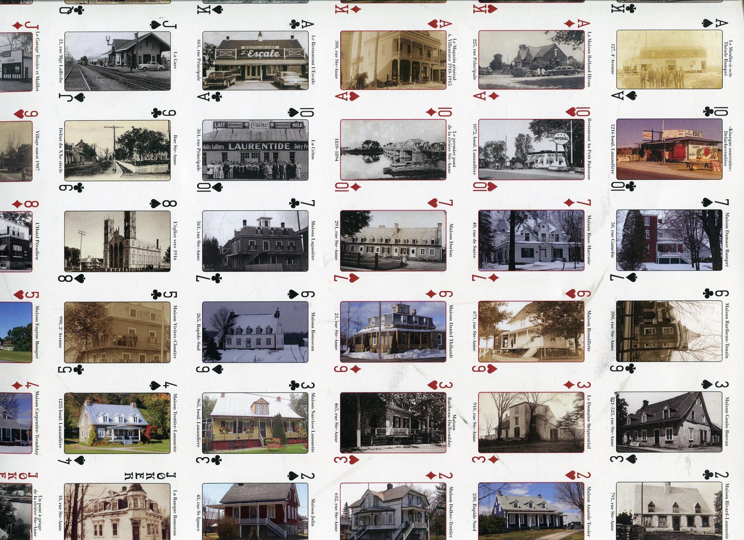 Archives de la Société d'histoire de Sainte-Anne-de-la-Pérade