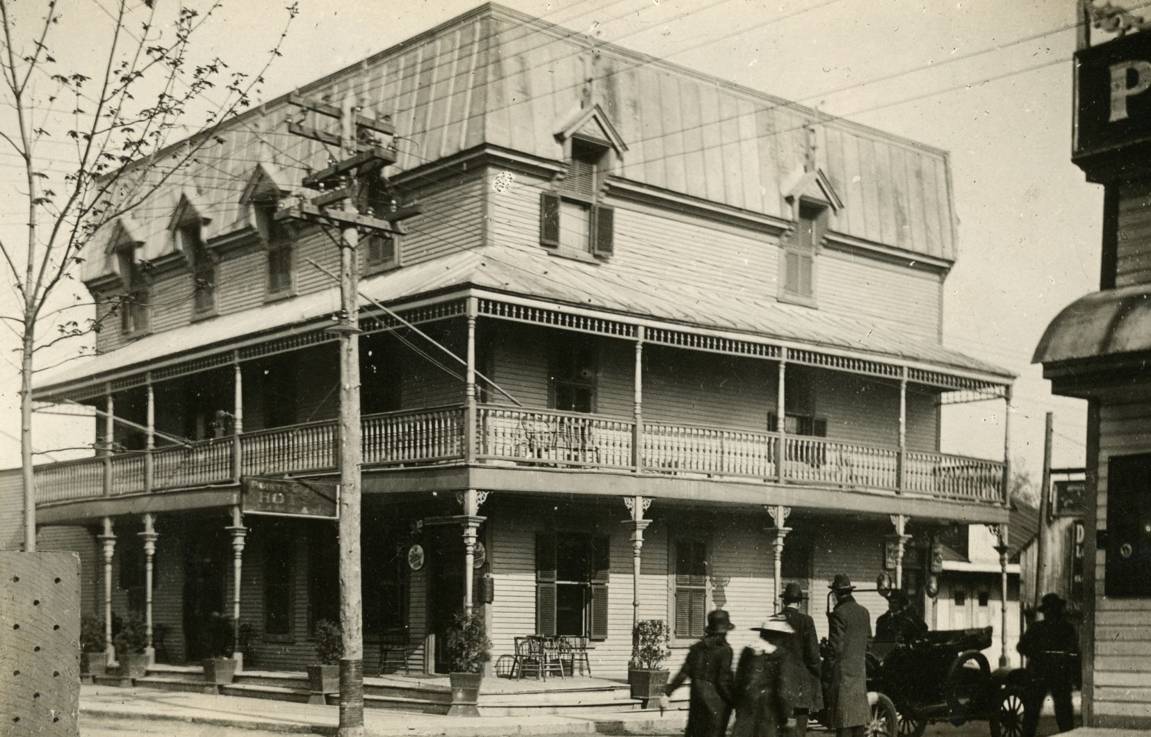 Hôtel Pointe-Claire (1920)