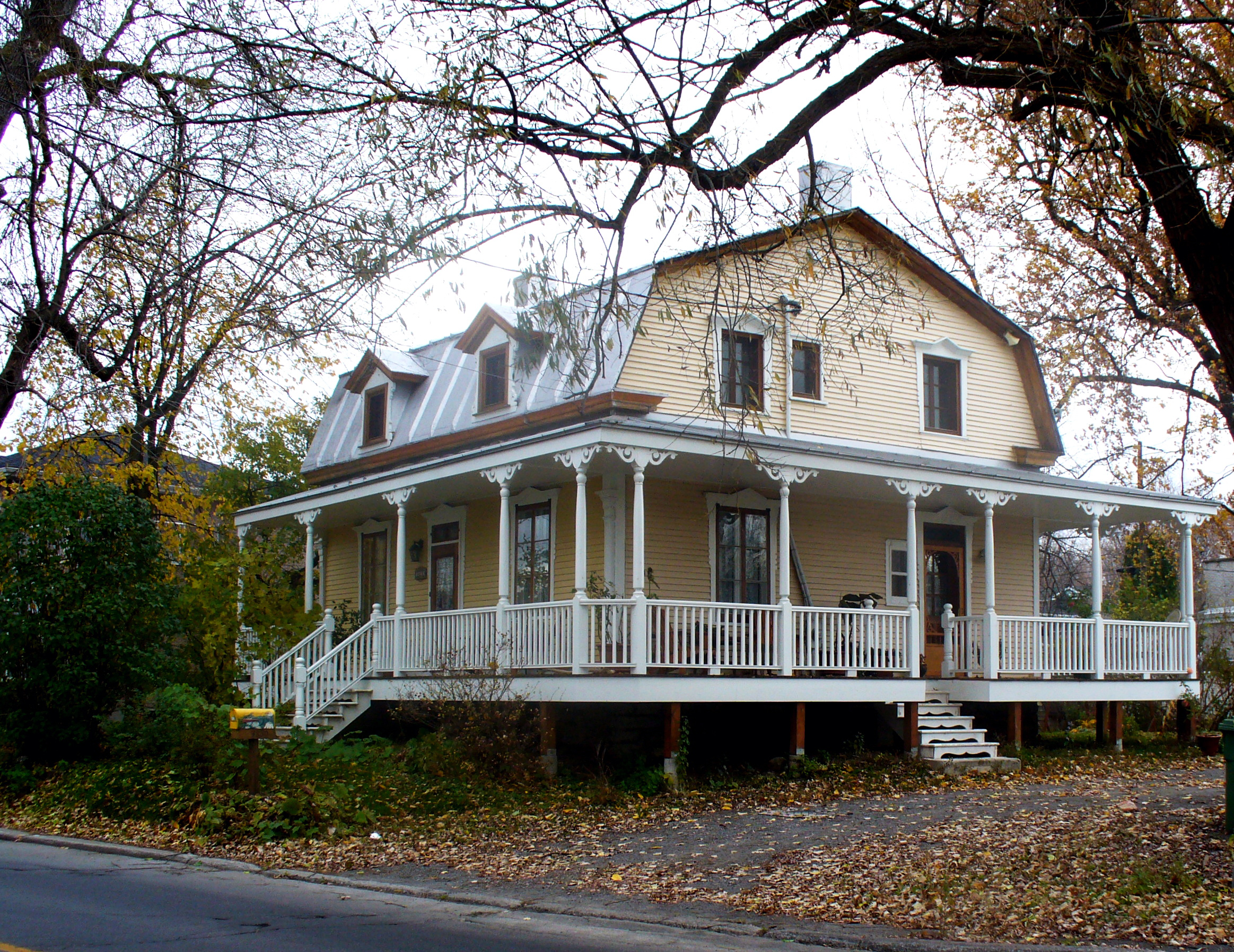Maison Pierre Pépin © Société historique de Rivière-des-Prairies