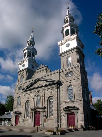Église de la visitation. © Héritage Montréal. © Fondation du patrimoine religieux du Québec.